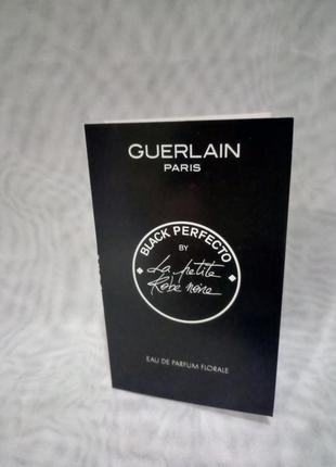 Guerlain la petite robe noire black perfecto парфюмированная вода