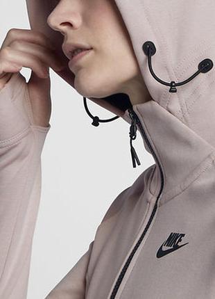 Новая кофта nike tech pack премиум линия розовая пудра 100% ор...