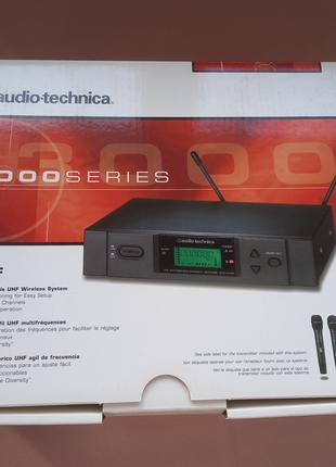Радіосистема мікрофон Audio-technica ATW3110a нова в упаковці