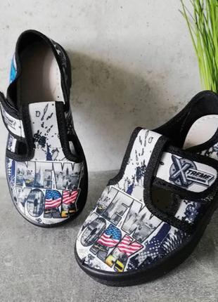 Детские сандали текстиль WALDI 26-32