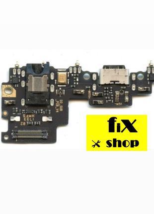 Нижняя плата Xiaomi Mi A1, Mi5x с разъемом зарядки, наушников