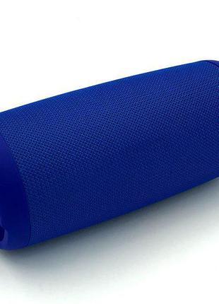 Колонка Bluetooth BOOMS BASS L12 Blue