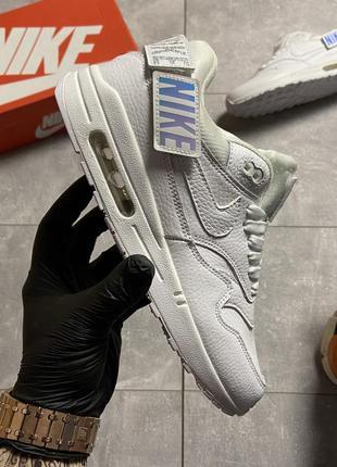Nike air max 1 white