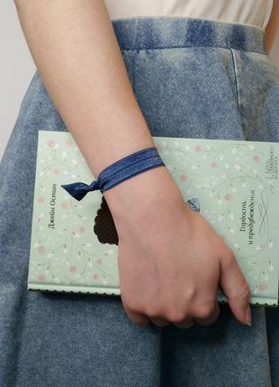 Новый набор эластичных резинок-браслетов (5 шт.), резинка для ...