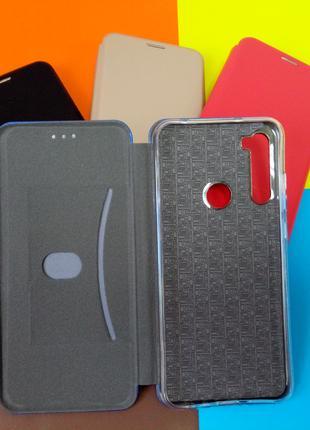 Чехол книжка Xiaomi Redmi Note 8T, Redmi Note 8 Pro, Note 9s\pro