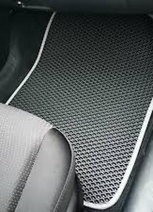 ЕВА коврики EVA для Peugeot 107 106 206 207 301 308 406 407 508