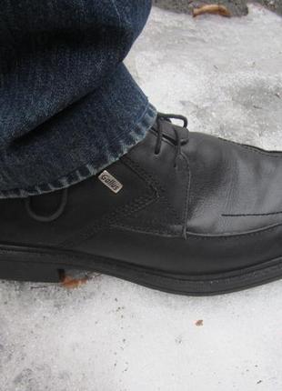 Мужские кожаные туфли gallus, оригинал - 42,5 р.
