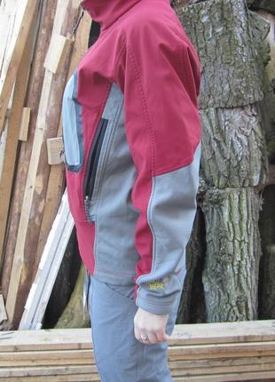 Куртка софтшелл мужская mountain hardwear windstopper от colum...