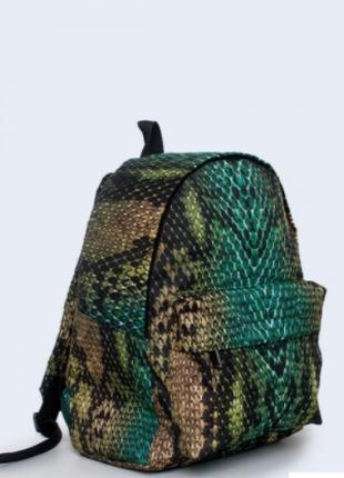 Рюкзак Змеиная кожа