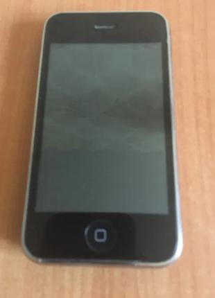 Продам iphone 3gs б\у на запчасти,восстановление.