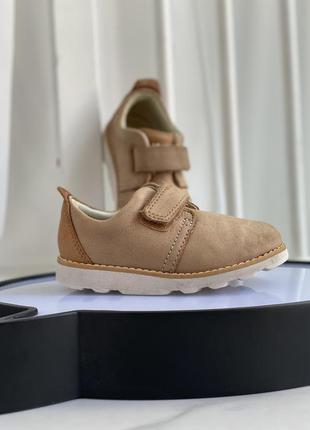 Туфли замшевые подошва эва,стелька air spring 15см