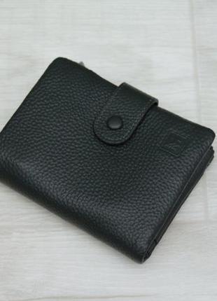 Женский кошелек портмоне натуральная кожа маленький кошелек