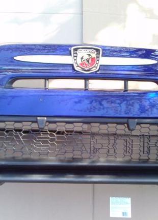 Бампер передний для Fiat 500 под заказ. Также двери, фары, крышка