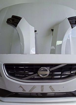Volvo S60 (Вольво С60) бампер, капот, крылья, фонари, фары, двери
