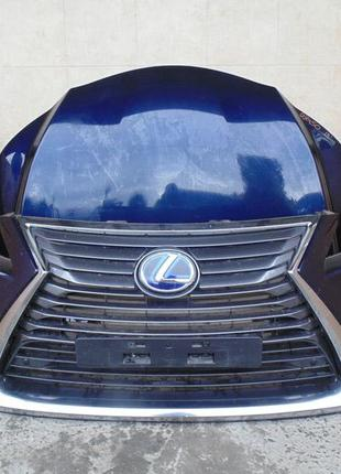 Запчасти: капот, бампер, дверь, крышка, фара Lexus RX (Лексус)...