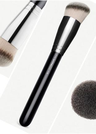 Кисть mac 170 rounded slant brush