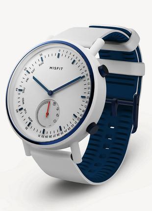 Смарт часы Misfit Command Hybrid Smartwatch Sport Strap white