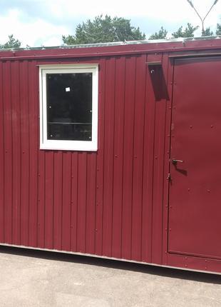 Дачный домик, бытовка строительная НОВАЯ 27 000 грн