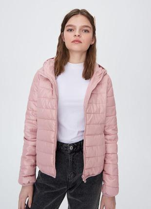 Женская куртка, стеганая куртка на осень, женская куртка