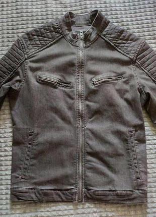 Джинсовая куртка - ветровка lc waikiki