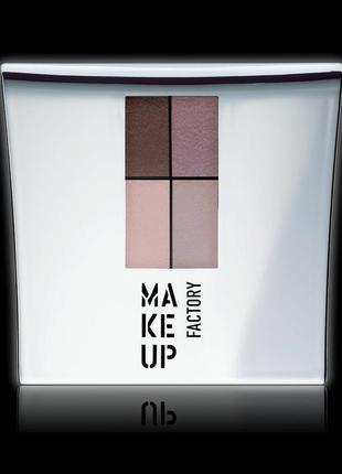 Тени для век make up factory eye colors 86