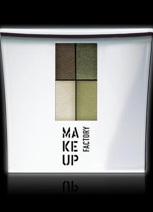 Тени для век make up factory eye colors 24