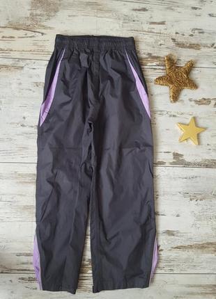 Спортивные штаны плащевка