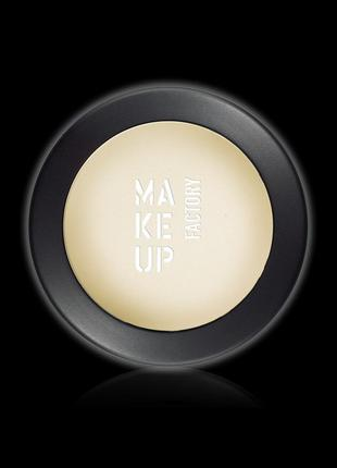 Тени для век make up factory mat eye shadow mono 39