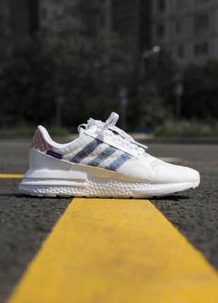 "Кроссовки Adidas ZX 500 RM ""White"""