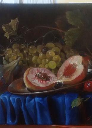СКИДКА Картина маслом известного голландского художника Репрод...