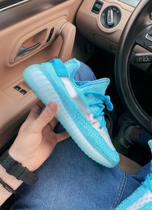 Кроссовки Adidas Yeezy Boost 350 V2 Blue