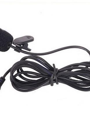 Петличный микрофон Blackjack 1101
