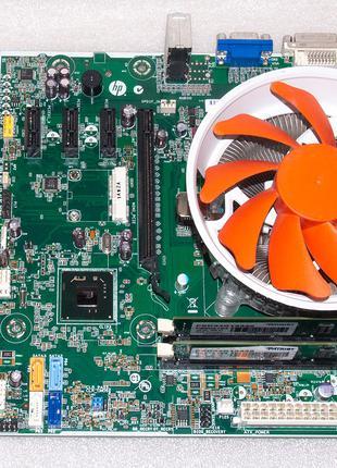 Комплект LGA 1155 HP Intel Xeon E3-1245 (Core i7-2600) 8Gb DDR3