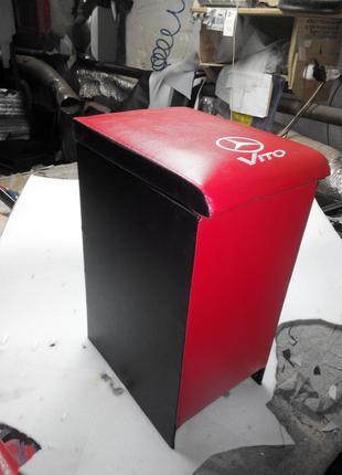 Подлокотник Mercedes Vito (Мерседес Вито ) сидения 1+1 Производит