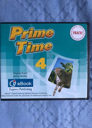 Диск до книги Prime Time 4