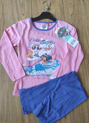 Пижама детская Щенячий патруль Скай Эверест