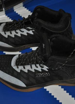 And1 мужские баскетбольные кроссовки 45
