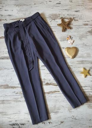 Легкие летние зауженые брюки