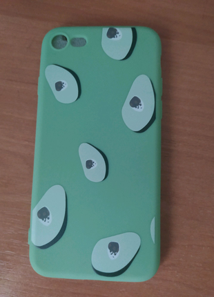 "Чехол ""Авокадо"" для iPhone SE 2020"