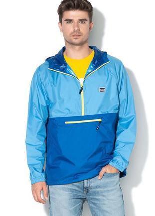 Куртка мужская, анорак, дождевик, ветровка levi's левис оригинал