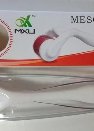 Массажер для лица Мезороллер Mesoroller system