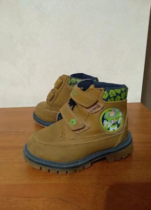 Ботинки на мальчика ,весна -осень
