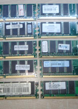 Память DDR1. ddr 400.