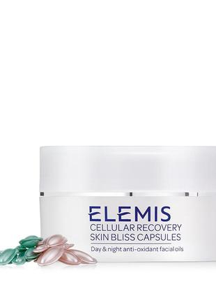 Капсулы для лица elemis cellular recovery skin bliss, 14 шт