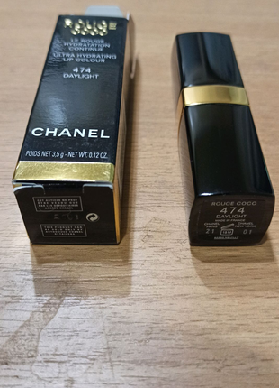 Помада  Chanel rouge Coco daylight 474