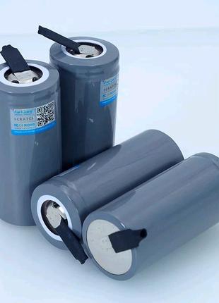5шт аккумуляторов LiFePo4 32700