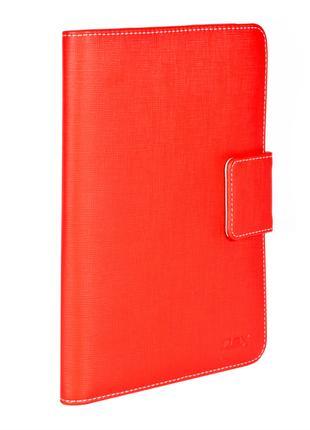 Чехол для планшета 7'' D-LEX, полиуретан, красный LXTC-4007RD