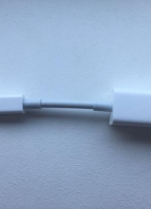 Сетевой адаптер Apple Thunderbolt to Gigabit Ethernet