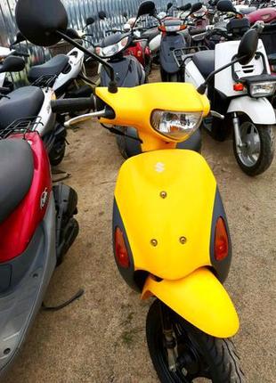 Suzuki lets 4 без пробега по Украине