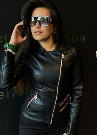 Стильная женская демисезонная куртка ,косуха,ветровка, см.заме...